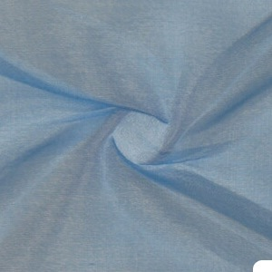 SILK ORGANZA SOLIDS - SKY [OR436]