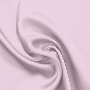 SILK CHARMEUSE SOLIDS - CRADLE PINK [SCP513]