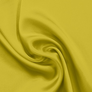 SILK CHARMEUSE SOLIDS - WARM OLIVE [SCP534]