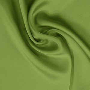 SILK CHARMEUSE SOLIDS - PERIDOT [SCP539]