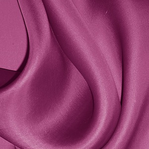 SILK SATIN FACE ORGANZA SOLIDS - MAGENTA HAZE [SOP553]