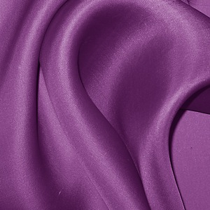 SILK SATIN FACE ORGANZA SOLIDS - SPARKLING GRAPE [SOP554]