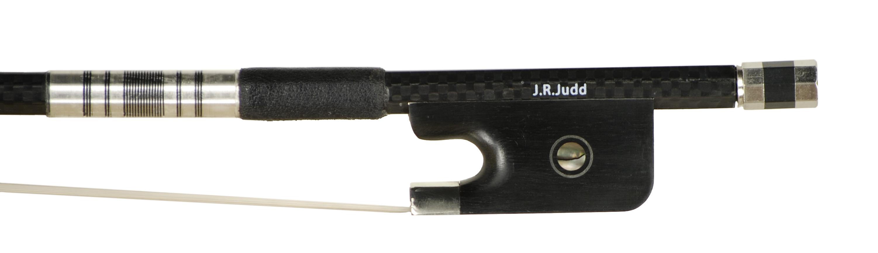 JR Judd Braided Carbon Fiber VC Bow Frog