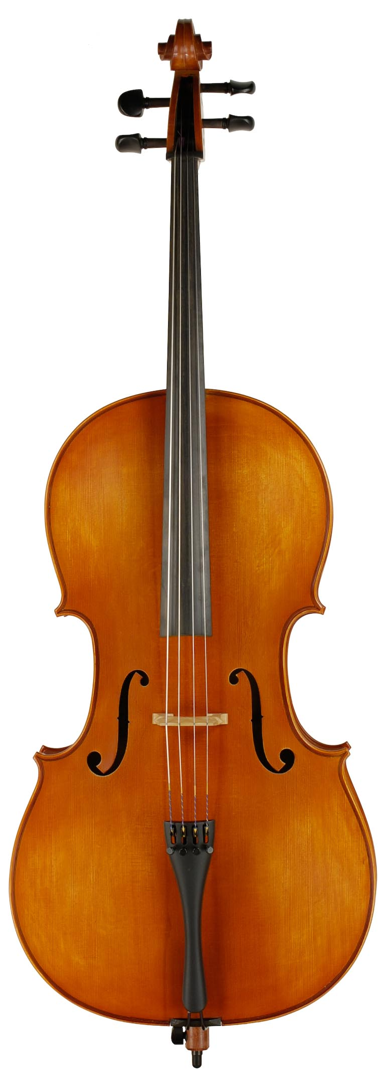 Fully Carved Cello Rental Top