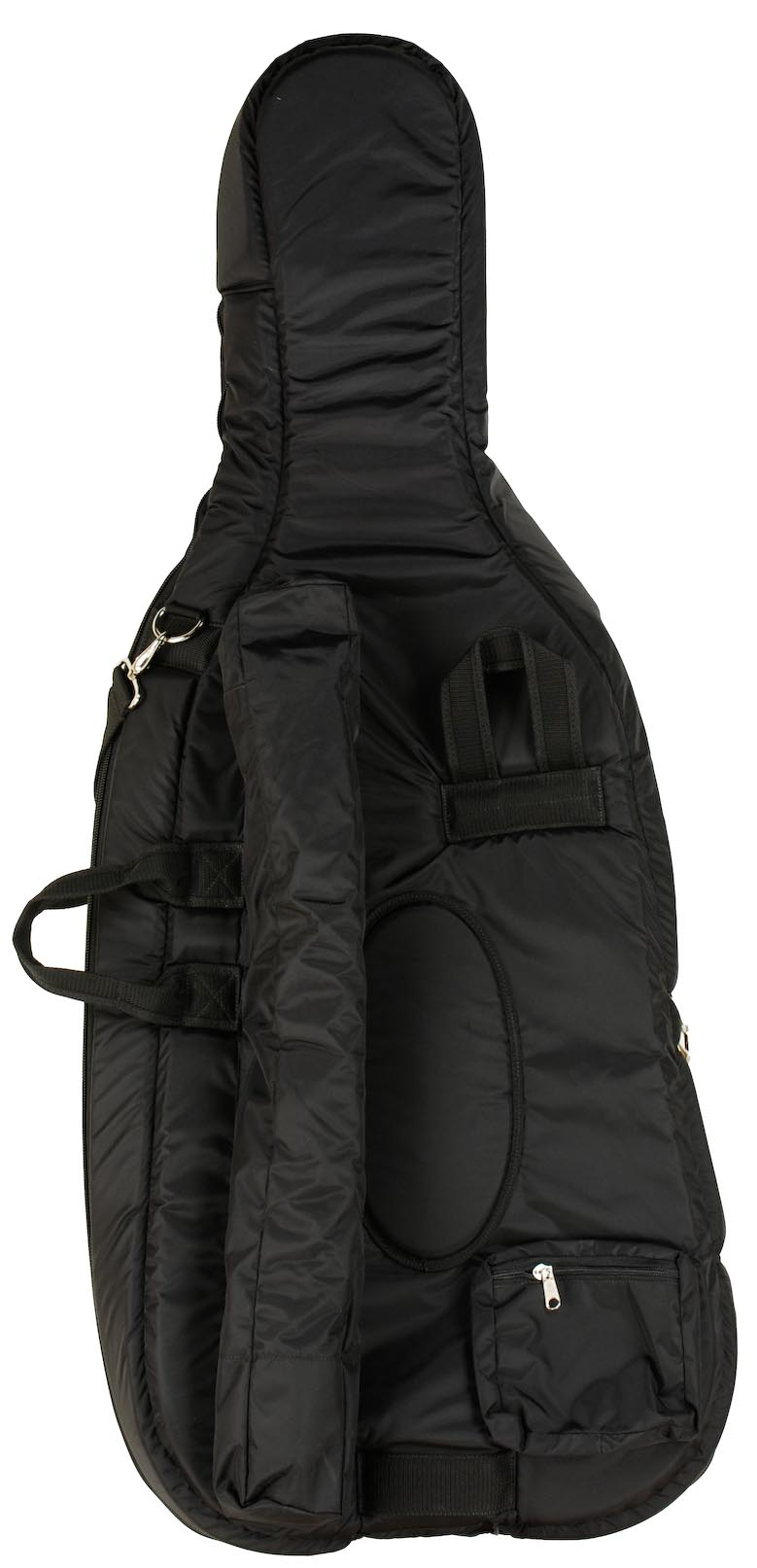 Hybrid/Carved Cello Rental Bag Top