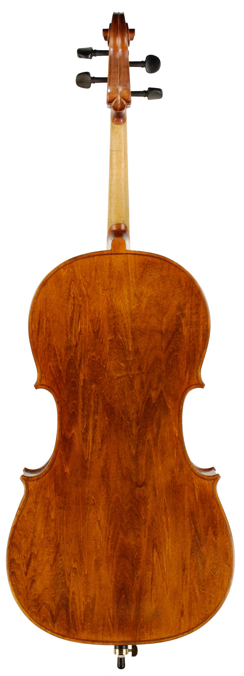Hybrid Cello Rental Back