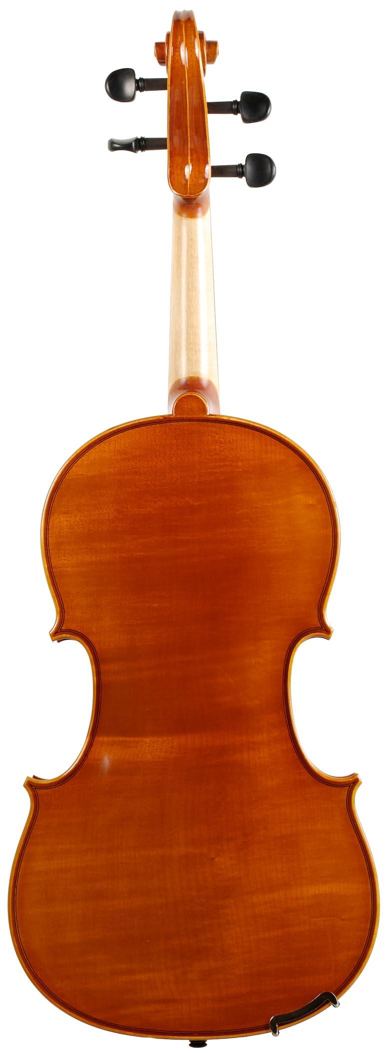Standard Viola Rental Back