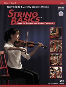 String Basics Book