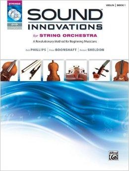 Sound Innovations Book