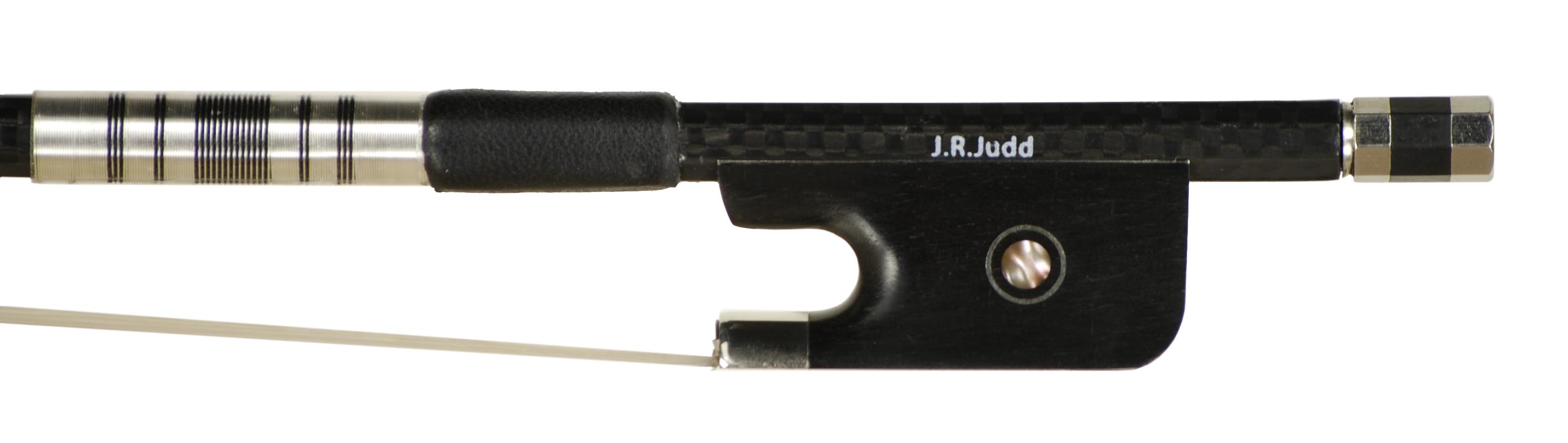 JR Judd Braided Carbon Fiber VA Bow Frog