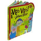 15121 VEO VEO DONDE ESTA - SAPO PEPE