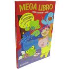 15241 MEGA LIBRO SAPO PEPE