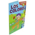 15341 LOS COLORES PRIMEROS POSTERS SAPO PEPE