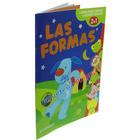 15342 LAS FORMAS PRIMEROS POSTERS SAPO PEPE