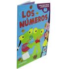 15344 LOS NUMEROS PRIMEROS POSTERS SAPO PEPE