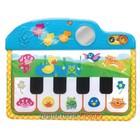 0217-NL PIANO PARA CUNA LUZ Y SONIDO WIN FUN