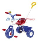 3075 TRICICLO BODY METAL SPORTY EMBREAGUE