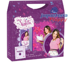 XLF01 PACK VIOLETTA BODY SPLASH + DIARIO INTIMO MUSIC 100 ml