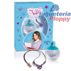 XLF05 PACK VIOLETTA EAU DE TOILETTE + COLLAR SECRET 50 ml