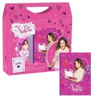 XLF03 PACK VIOLETTA BODY SPLASH + DIARIO INTIMO LOVE 100 ml