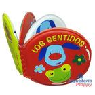 15003 LOS SENTIDOS BURBUJITAS SAPO PEPE