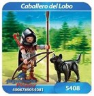 5408 CABALLERO DEL LOBO - PLAYMOBIL