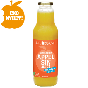 Original juicorganic apelsinjuice