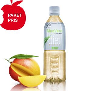 Original paketbilder njie diet mango aloevera