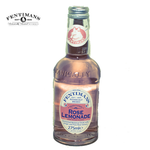 Original paketbild fentimans roselemonade
