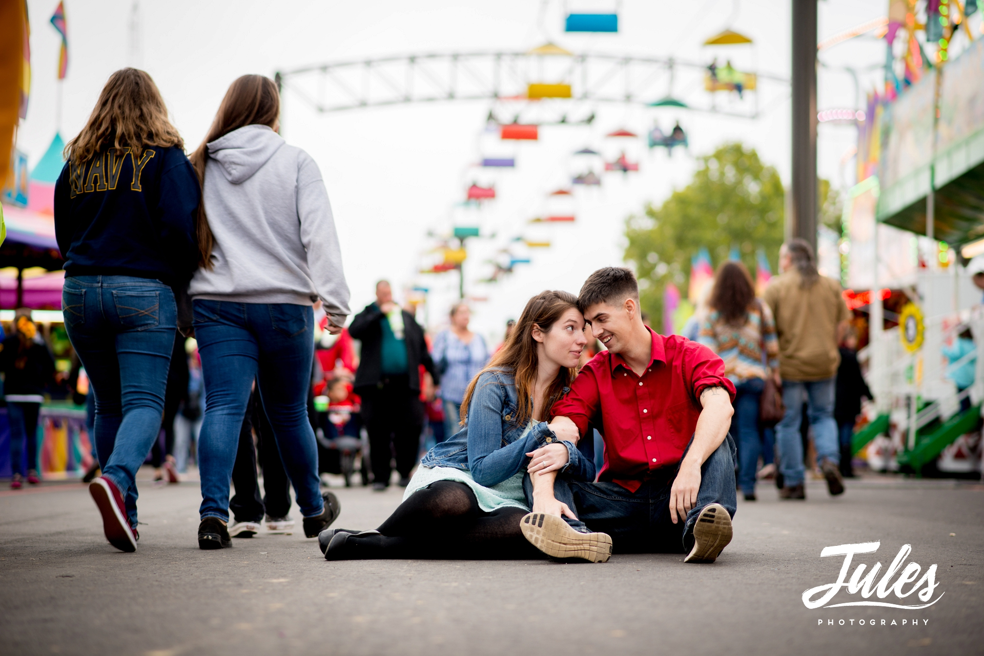 Kristen & Jake's North GA State Fair Engagement (34).jpg