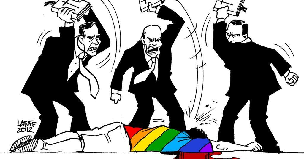 Image result for violencia contra lgbt no brasil