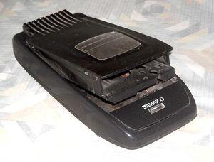 Cassete rewind