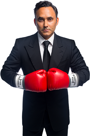 Javier Villarreal will fight for you