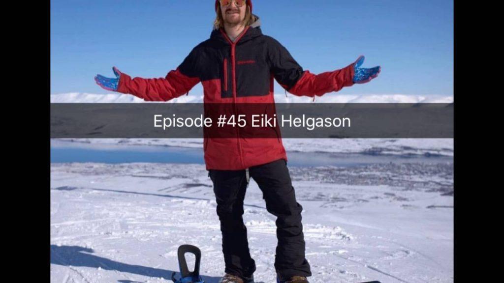 Eiki Helgason | Island Born | Monaco | Iceland | Road Biking | Lobster | Pickled Shark