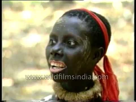 Jarawa tribals of the Andaman and Nicobar Islands of India