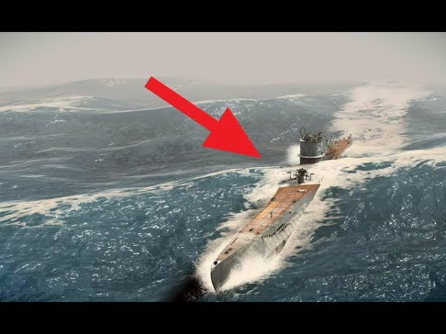 Top 10 MOST SCARY Ships In Storms [ROUGH SEAS]