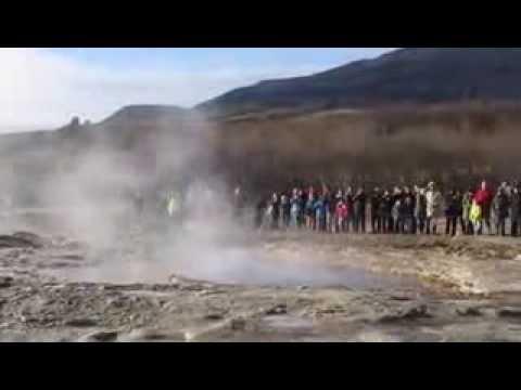 10-20-2013 Geysir in Iceland