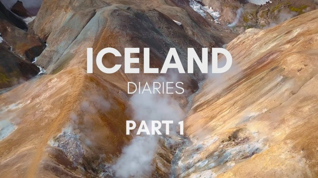 Iceland Diaries – Part 1