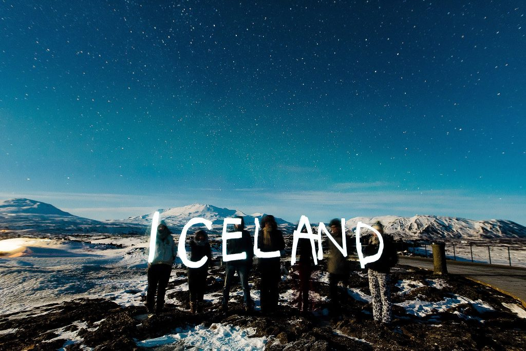 YOU CAN'T DO THIS IN ICELAND!