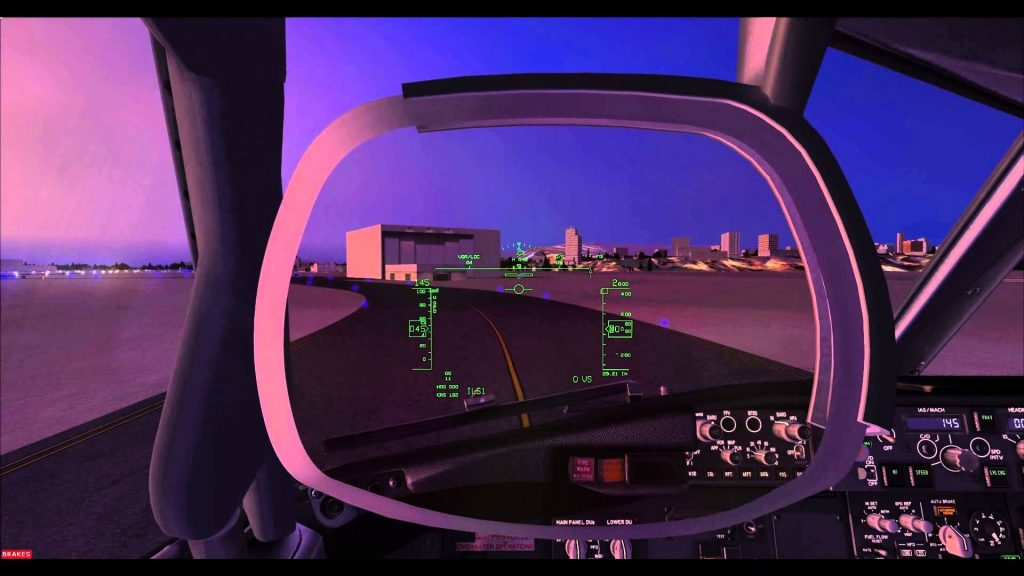 Microsoft Flight Simulator X – FSX Iceland BIRK Landing PMDG 738 GoConnect