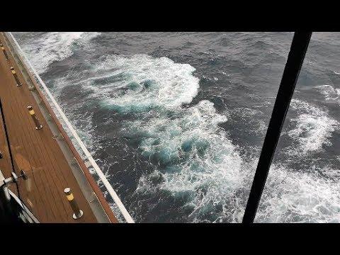 MSC Preziosa – Rough Sea