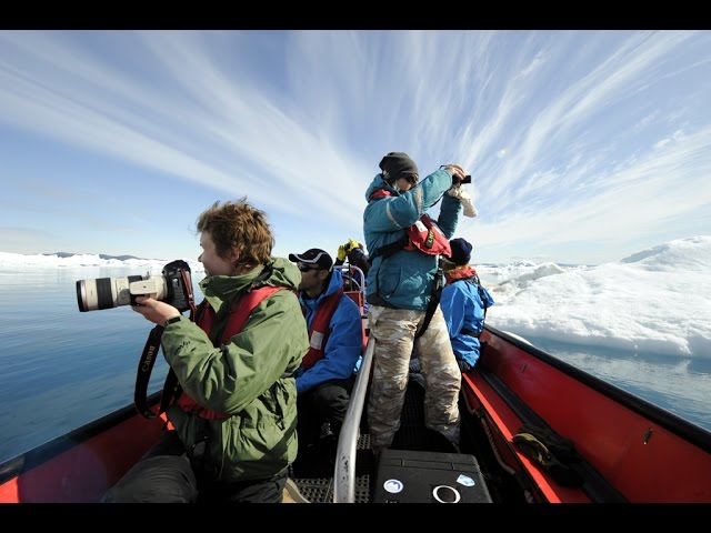 Iceland and Greenland Aboard the Fram