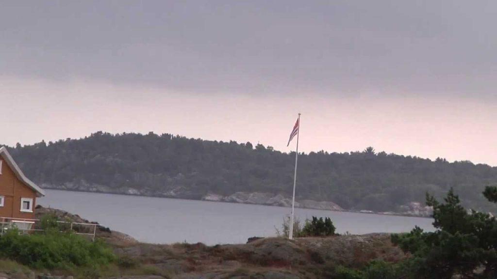 costa luminosa ship. Norway