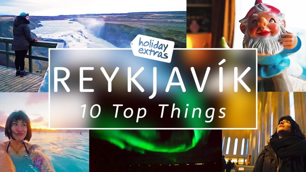 10 Awesome Things To Do in Reykjavik | Travel Better in… ICELAND! 🏙✈😊