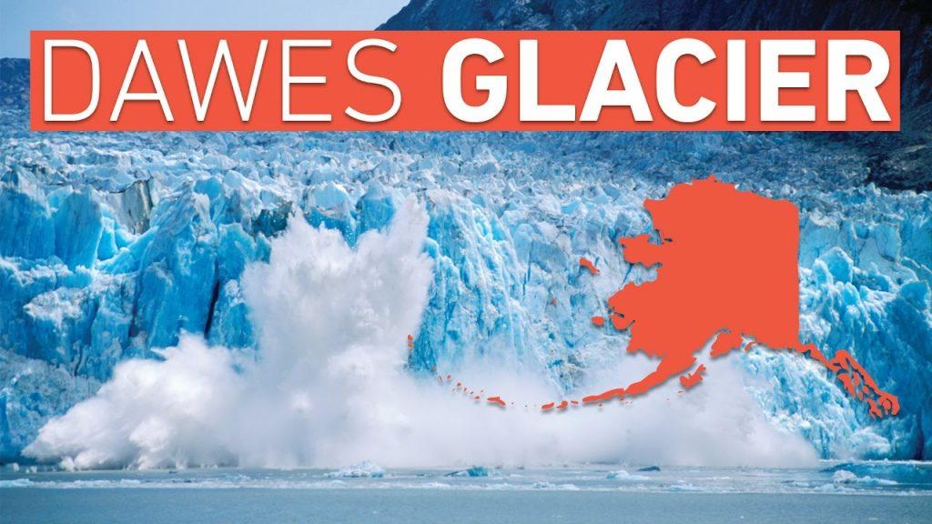 Cruise Ship Through Alaska's Endicott Arm and Dawes Glacier – BEAUTIFUL!