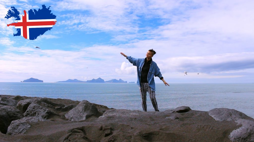 DANCING AROUND ICELAND