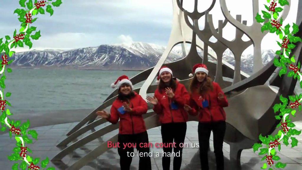 Iceland Travel Cruise Xmas 2009