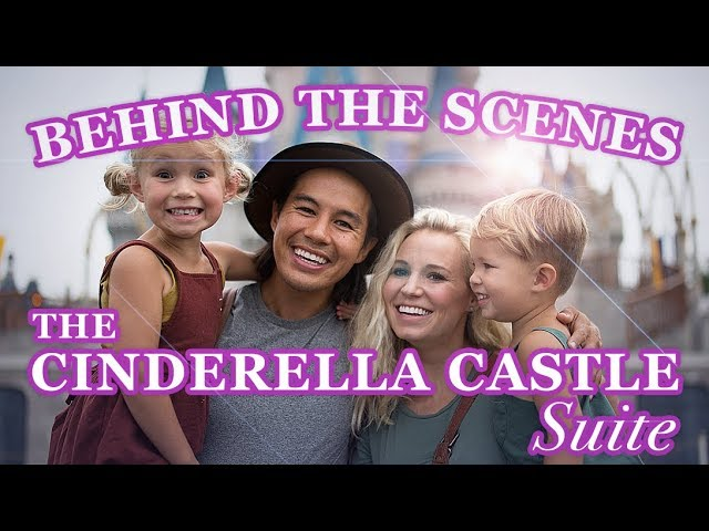 FULL TOUR of the CINDERELLA CASTLE SUITE!! Behind the Scenes of 30 Days at Walt Disney World
