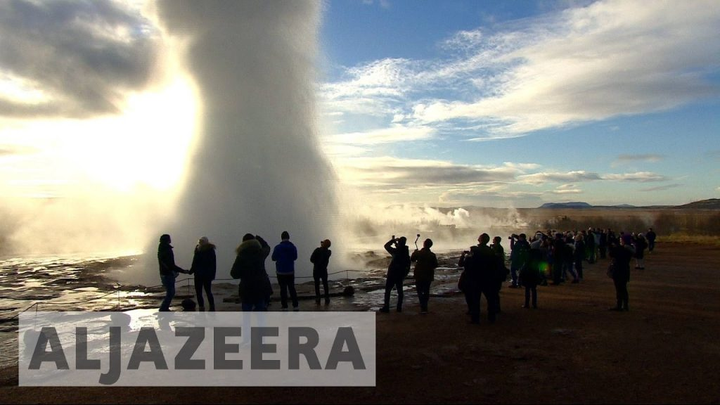 Iceland struggling with tourism boom