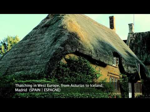 Thatching in west Europe, from Asturias to Iceland, Madrid SPAIN
